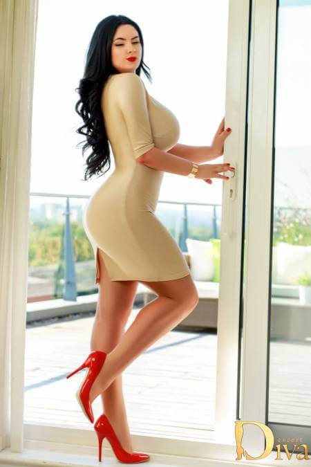 busty escorts London